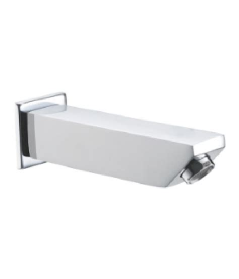 cera bathtub buy cera bath tub spout with wall flange cs 424 online at low price in india snapdeal