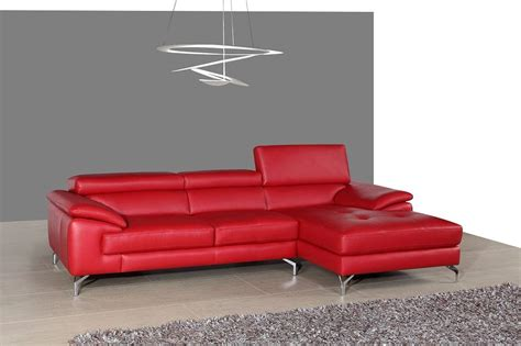 contemporary modern genuine italian sectional springfield
