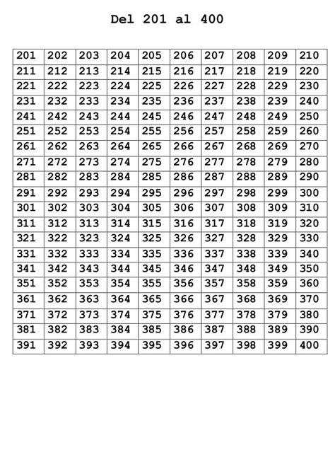 numeros del  al  atividades de matematica divertidas