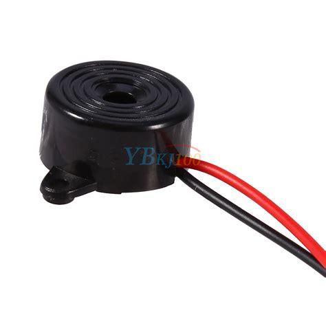 Alarm Buzzer 12v dc piezo electronic tone buzzer alarm 95db continuous