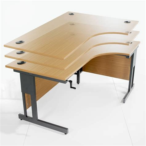 adjustable height student desk and with black pedestal frame height adjustable desk height adjustable desk mfo