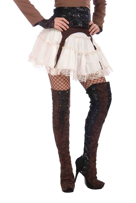 steunk thigh high boot tops 19 99 the