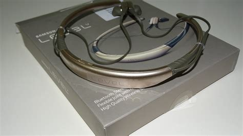 Samsung Level U Earphone Gold unboxing samsung level u bluetooth wireless in ear headphones with microphone
