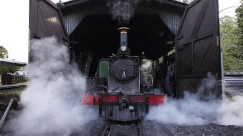 The Shed Dandenong by Puffing Billy Keeps Australian Steam History Alive