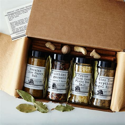 best food gidt sets best of oaktown gift set set of 4 on food52