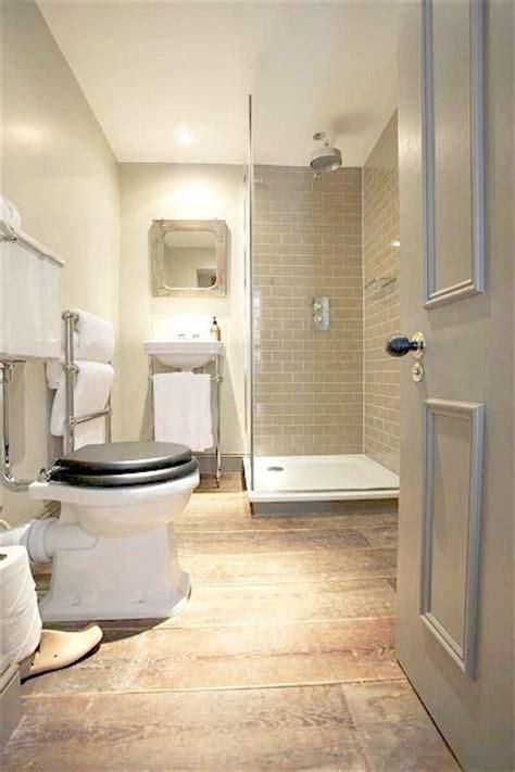 modern farmhouse chic bath glass walk  shower love