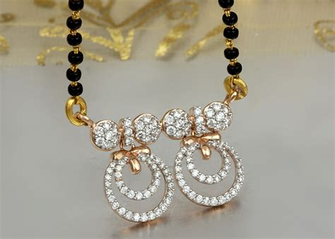 Home Design Photo Gallery India Png Amp Sons Offers Latest Diamond Jewellery Rose Gold