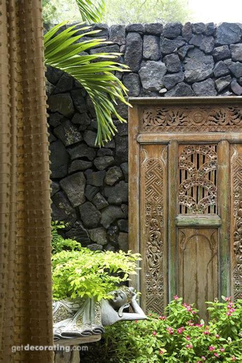 thai inspired garden balinese garden home landscaping