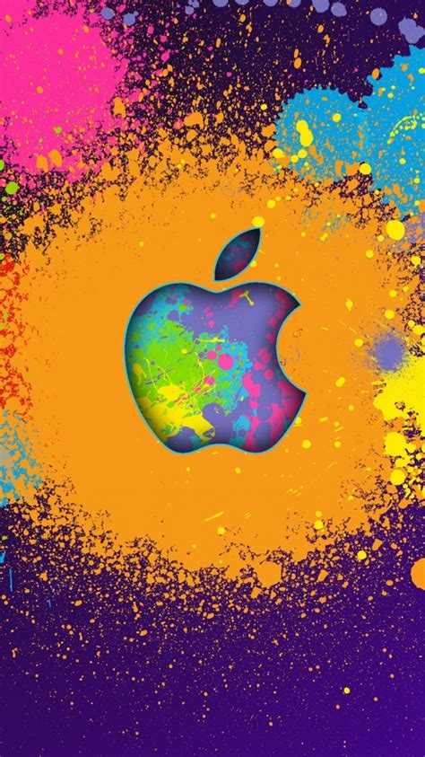 Gift Card Wallpaper - apple logo itunes gift card redesign splash iphone 6 wallpaper hd free download