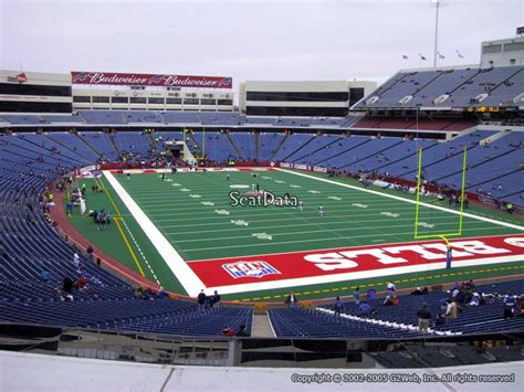 Buffalo Bills Family Section by New Era Field Section 202 Rateyourseats