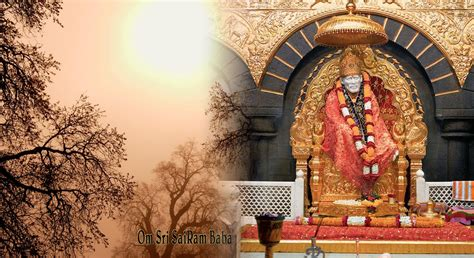 wallpaper for pc of sai baba sai baba hd wallpapers free download fine hd wallpapers