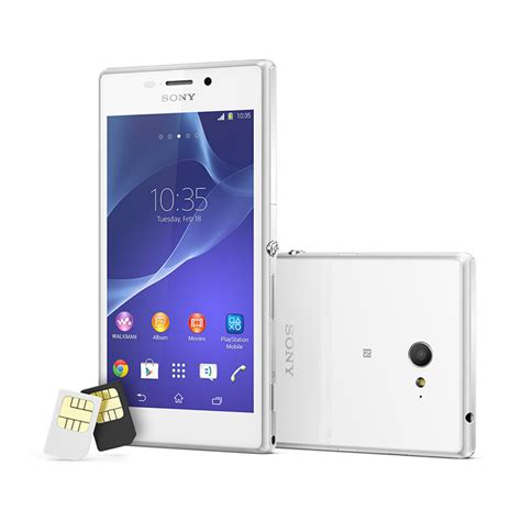 Xperia M2 Dual White sony xperia m2 dual white color price in abu dhabi