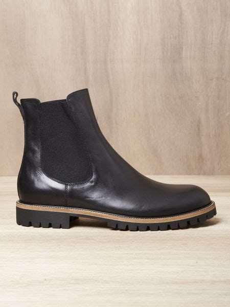 dries noten mens chelsea boots in black for lyst