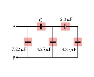 capacitors in parallel mastering physics equivalent capacitance physics forums the fusion of science and community
