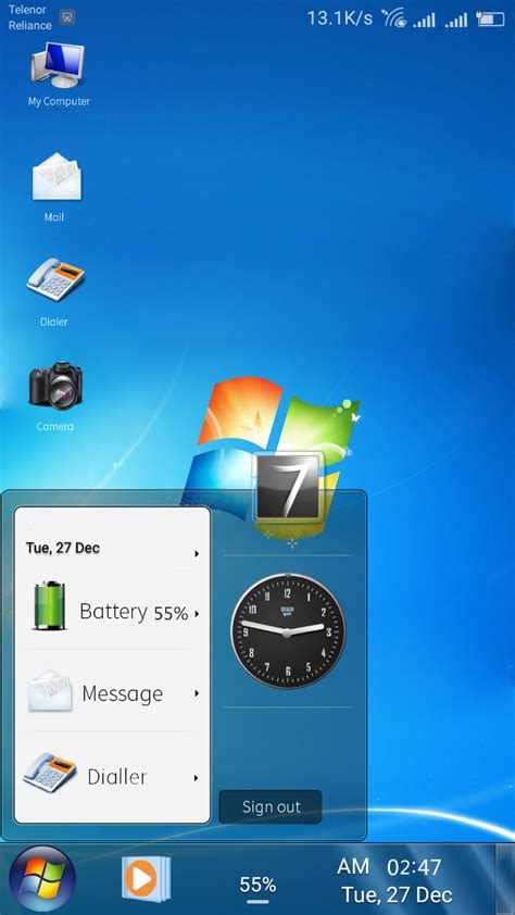 theme windows 7 vietnam windows 7 huawei themes