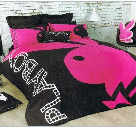 playboy bed set playboy mansion playboy home collection bunny king bed