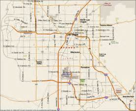 Map Of North Las Vegas by Las Vegas Map Related Keywords Amp Suggestions Las Vegas