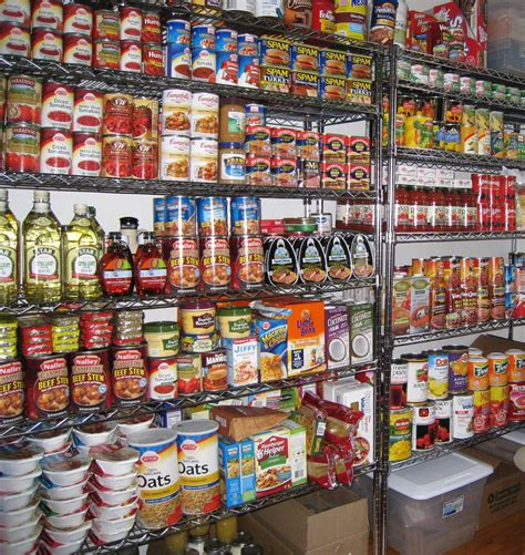 How To Get Food From A Food Pantry by Food Storage