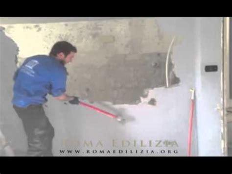 Come Demolire Un Muro In Cemento Armato by Come Abbattere Una Parete In Cemento Tutto Per Casa