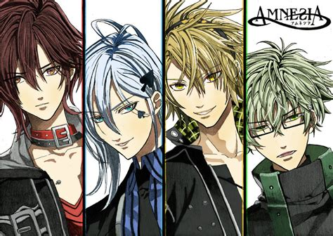 imagenes del anime amnesia amnesia anime colored by gumiriansyah on deviantart