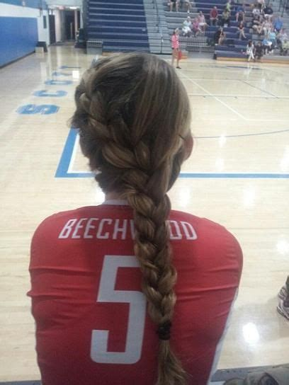 hairstyles for volleyball games 91 best images about handball on pinterest soccer