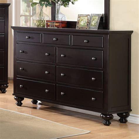 sommer dresser black espresso dressers bedroom