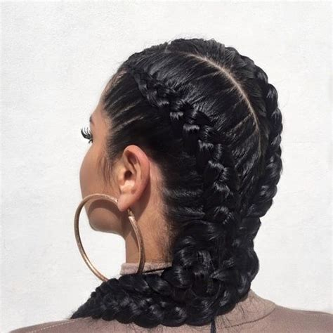 black french braids pictures 2017 braided hair trends for black women new hairstyles