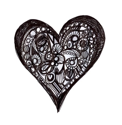 doodle hearts doodles related keywords doodles