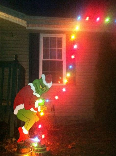 The Grinch Decorations For by Best 25 Grinch Ideas On Grinch