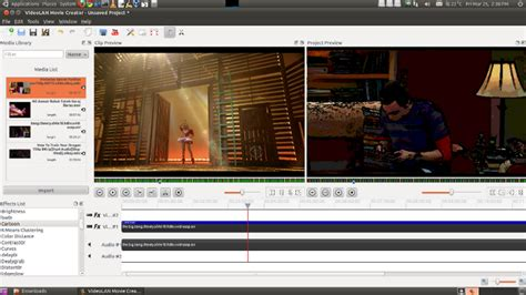 videolan tutorial install videolan movie creator in ubuntu 12 04 11 10 11 04