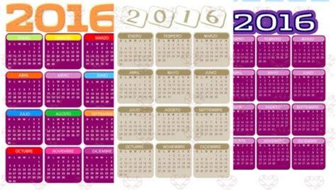 Imagen Calendario Original Calendario 2016 Mes A Mes Calendario Puro Pelo