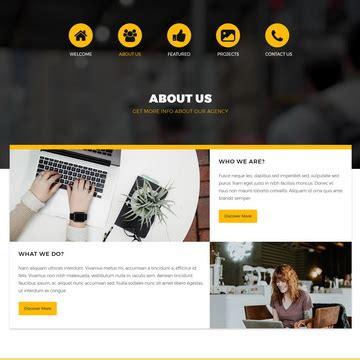 html css website templates  templatemo