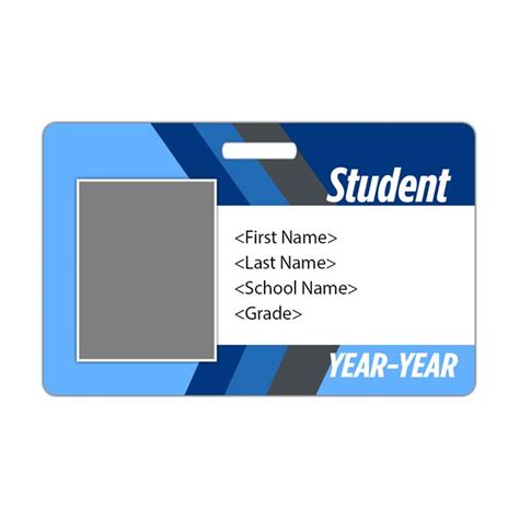 design background id card school id card design details h h color lab