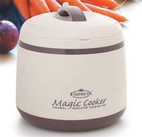 Win 3 In 1 Magic Pot Multi Color magic cooker pot thermal insulated cooking pot 2 5l lazada malaysia