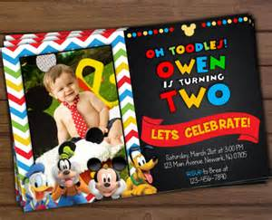Mickey Mouse Birthday Invitations Template by Mickey Mouse Birthday Invitation Template 15 Free Psd