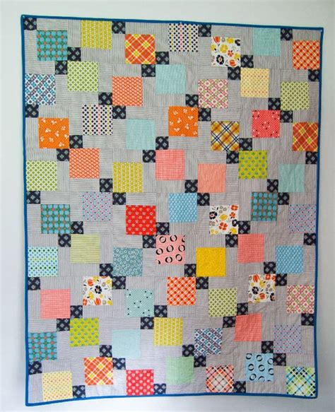 Blair Home Decor Disappearing Nine Patch Quilt 183 How To Make A Patchwork