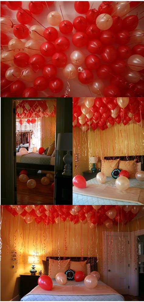 how to surprise your husband in the bedroom surprise balloons fill a whole room for any