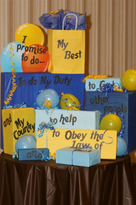 themes for blue and gold banquet 8 themes for a blue and gold your cub scouts will love