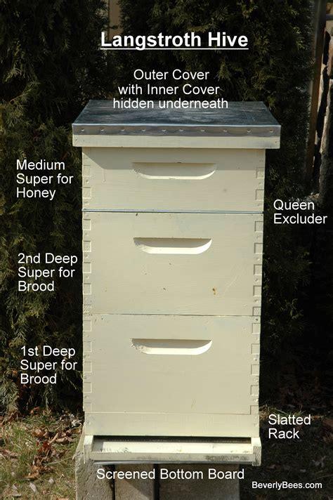 Parts of a Beehive   Beginner Beekeeper's Guide