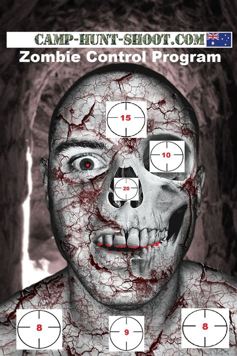 printable zombie targets 1000 images about shooting targets on pinterest steel