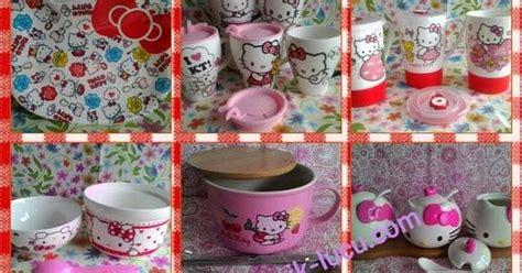 Mug Souvenir Hadiah Pernak Pernik Koleksi Hello koleksi perlengkapan dapur hello pernak pernik lucu