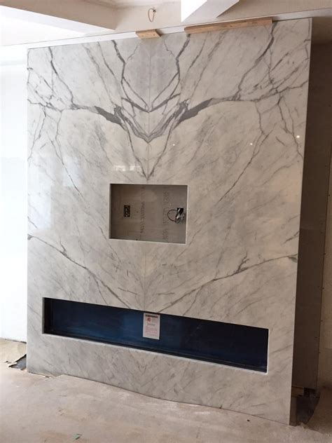 Fireplace: Statuario Bookmatched   Marble Trend   Marble