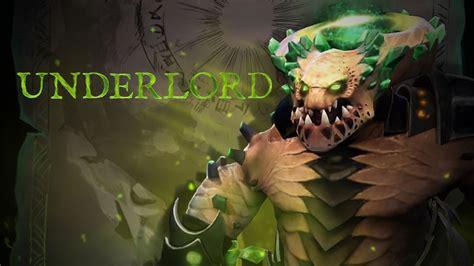 underlord menjadi hero winrate tertinggi  patch
