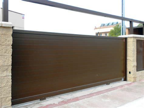 puertas correderas garaje precios puertas de garaje correderas