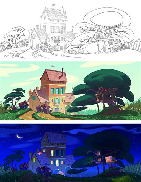 animation from concept to production books 127 best images about houses on roger