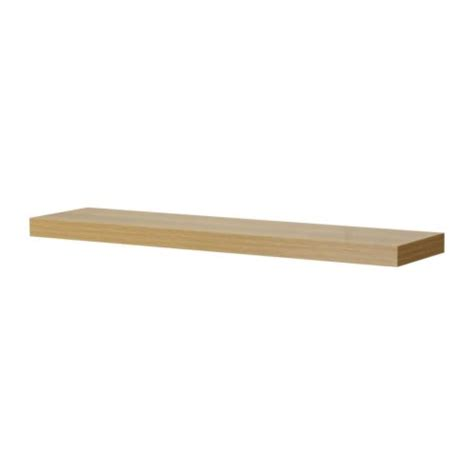 Floating Shelf Lack by Lack Wall Shelf Oak Effect