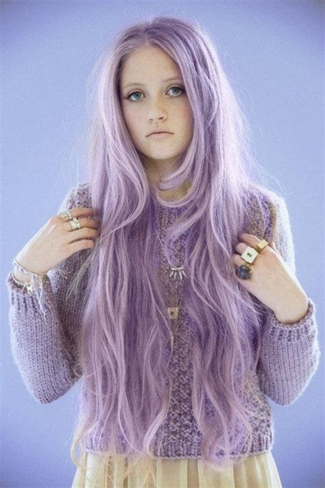 is hair chalk over lavender light purple hair chalk hair from