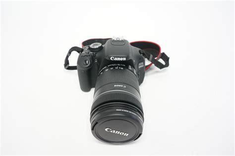 Canon 600 D Kamera Dslr canon eos 600d dslr property room