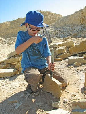 7 Places To Spend A Family Vacation by Digging For Fossils In Wyoming Travel Savvy