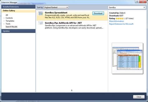 Gembox Spreadsheet by Hajan Selmani Create Excel Files With Gembox Spreadsheet